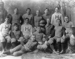 Harvard Crimson football team (1890)