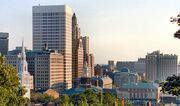 Providence RI skyline2