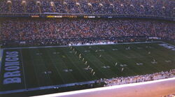 Mile High Stadium 1996