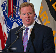 Roger Goodell (cropped)