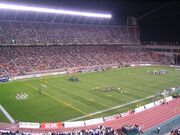 Commonwealth Stadium, Edmonton, August 2005