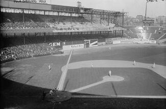 Polo Grounds 1923