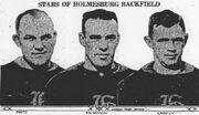 Pic Holmesburg backs 1921