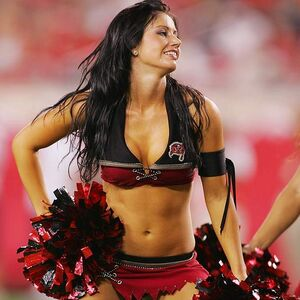 nfl cheerleader jill williams nackt