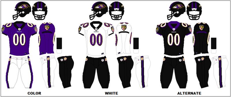 Baltimore Ravens  54bbcc361