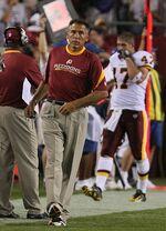 Coach Jim Zorn