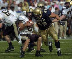 2004 Vanderbilt-Navy Game QB Jay Cutler