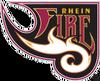 Rhein Fire Logo svg