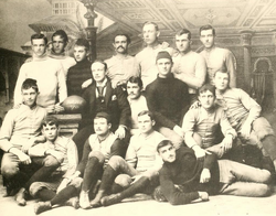 1890 Purdue football team
