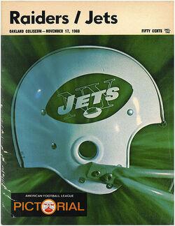History Of The New York Jets American Football Database Fandom