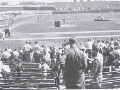 Milwaukee County Stadium 1960