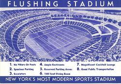 Shea Stadium concept
