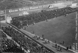 Crowd at Ebbets Field