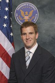 Eli Manning US govt