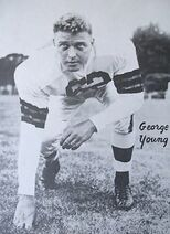 George Young, American football defensive end
