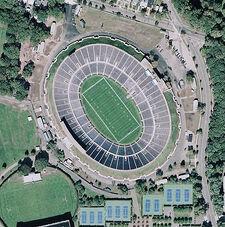 Yale Bowl aerial