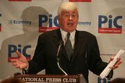 20080222 Jack Kemp at Public Internet Channel at the National Press Club