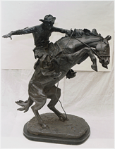 BroncoBusterRemingtonSculpture