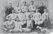 Kansas Wesleyan Football 1893