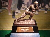 Cappelletti Heisman Trophy