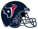 Houston Texans helmet rightface