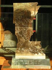 The boot (lsu-arkansas)