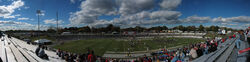 University of Richmond Stadium panoramic