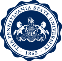 Pennsylvania State University seal svg