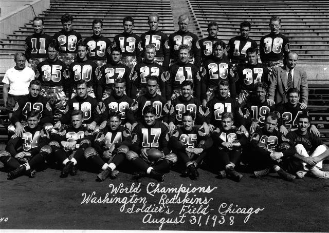 WA Redskins 1938 small