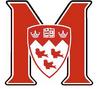 McGill Redmen Helmet Logo