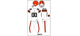 AFCN-Uniform-CLE 2011season