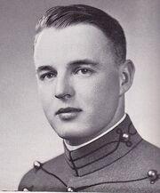 Glenn Davis 1947 Howitzer Photo