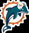 Miami Dolphins logo svg