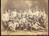 1886 college football season