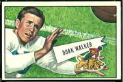 3 Doak Walker football card