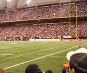 CFL 2006 West Division Final at BC Place