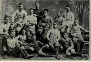 Yale football team, 1882