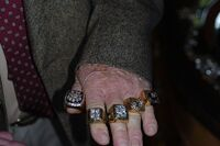 Pittsburgh Steelers five rings