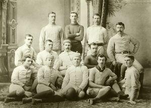 1883 Michigan Wolverines football team
