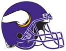Minnesota Vikings helmet svg
