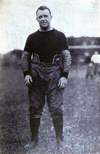 Charles E. Brickley full shot (American Football book).jpg