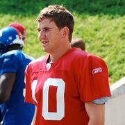 Eli Manning Giants QB