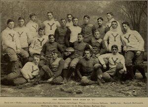 1891 Yale football team