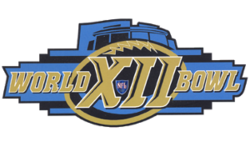 World Bowl XII logo