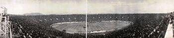 Bulldogs vs. Crimson football game 1914