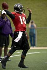 Troy Smith Ravens