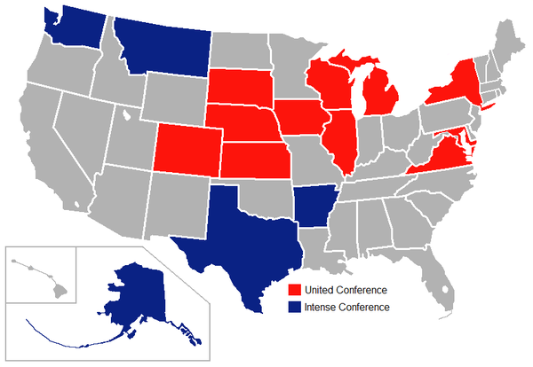 File- 2010 Indoor Football League Map