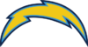 San Diego Chargers logo svg