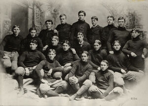Stanford football 1894