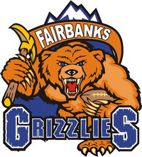 Fairbanks Grizzlies logo.png